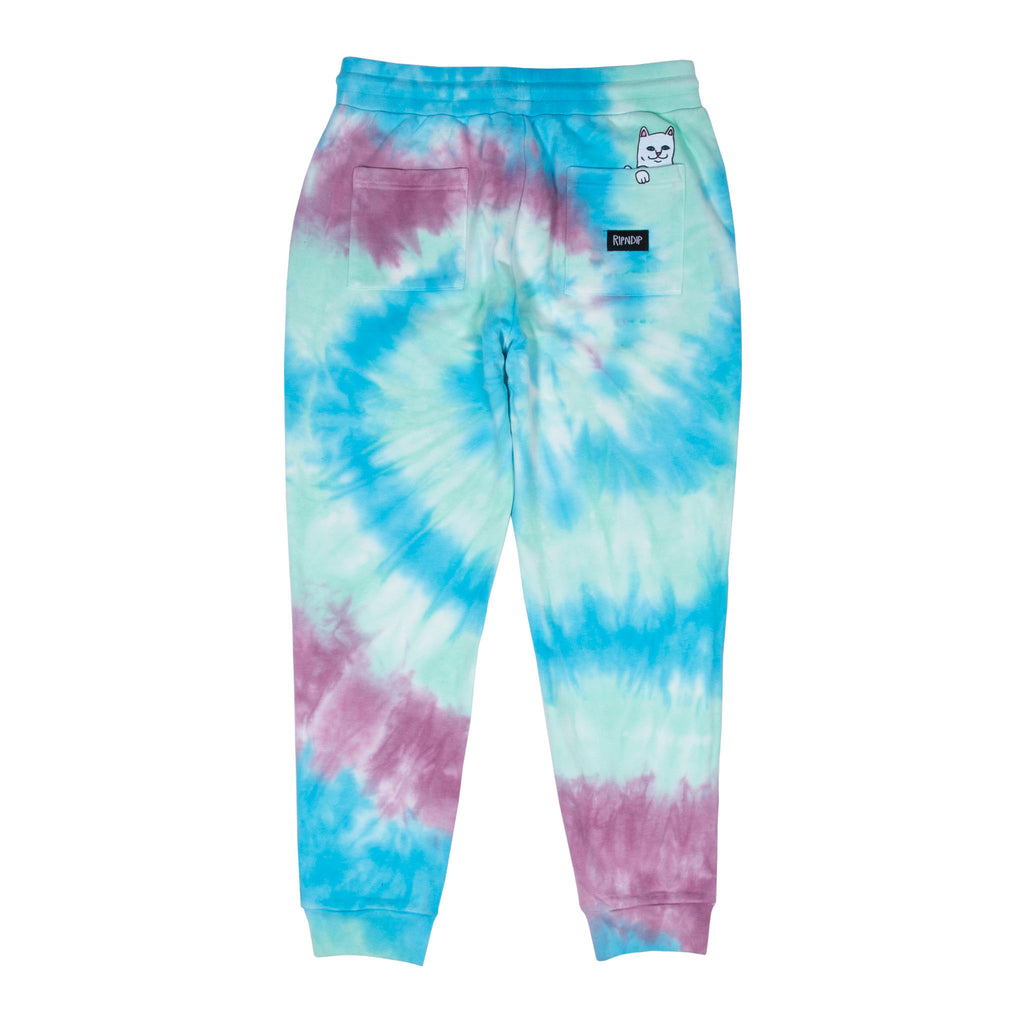 Peek A Nermal Sweat Pants (Tie Dye)