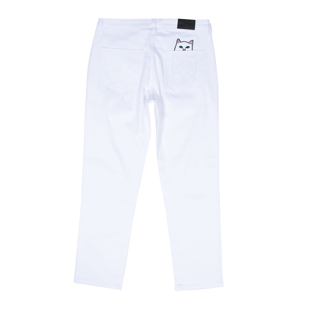 Lord Nermal Pants (White)