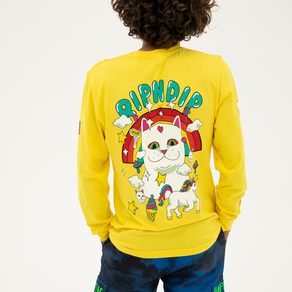 Nermland L/S (Yellow)