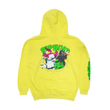 Teenage Mutant Hoodie (Neon Green)