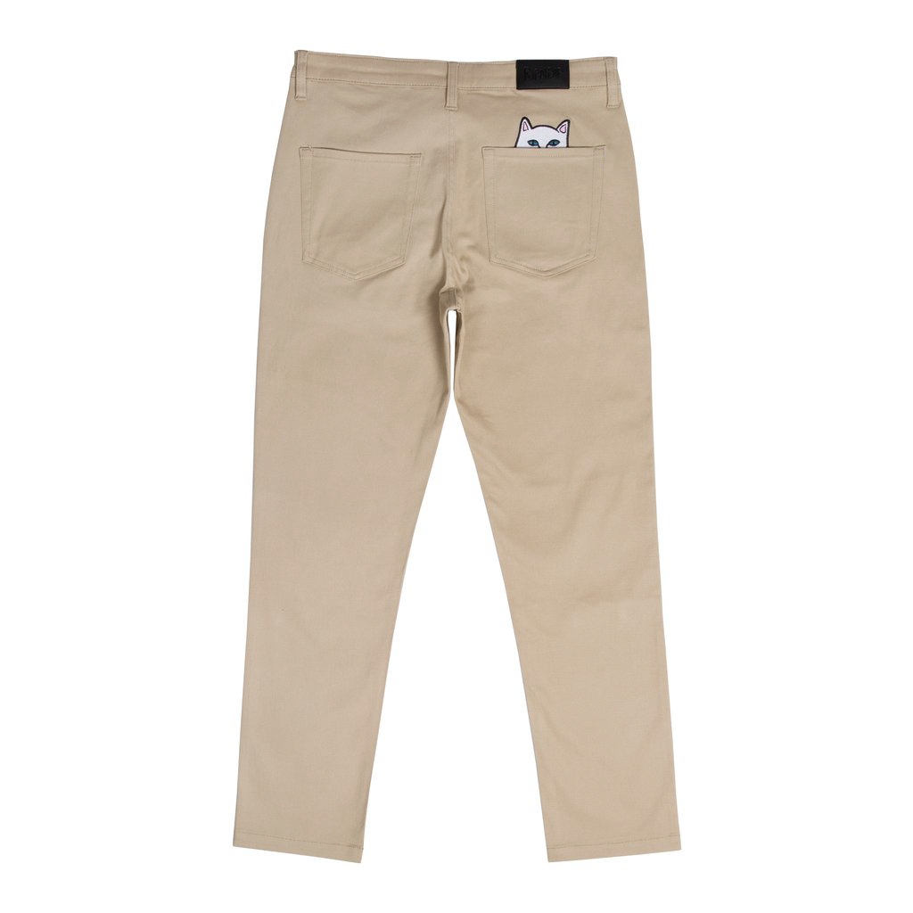 Lord Nermal Pants (Khaki)