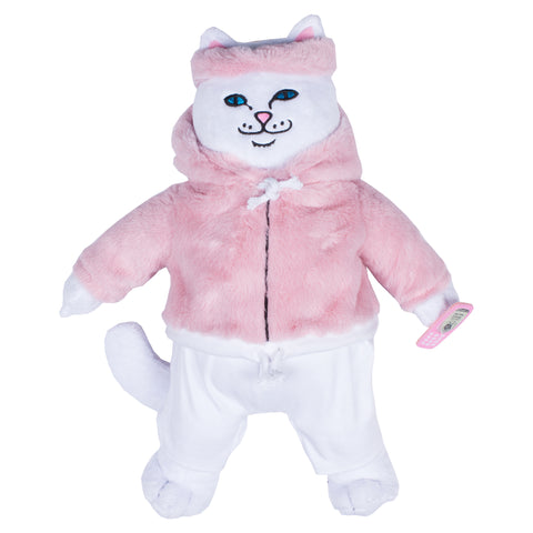 Killa Nerm Plush Doll (White)