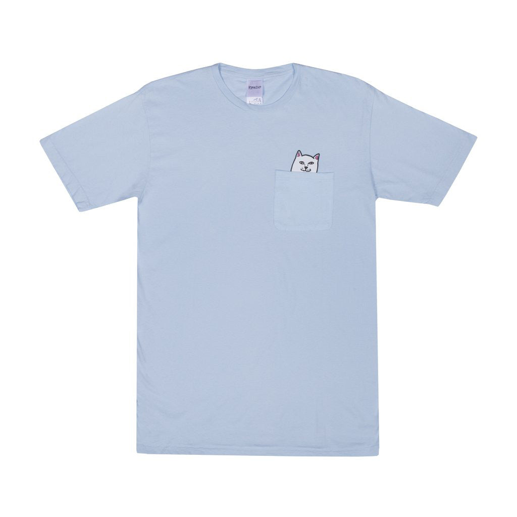 Lord Nermal Pocket Tee (Baby Blue)