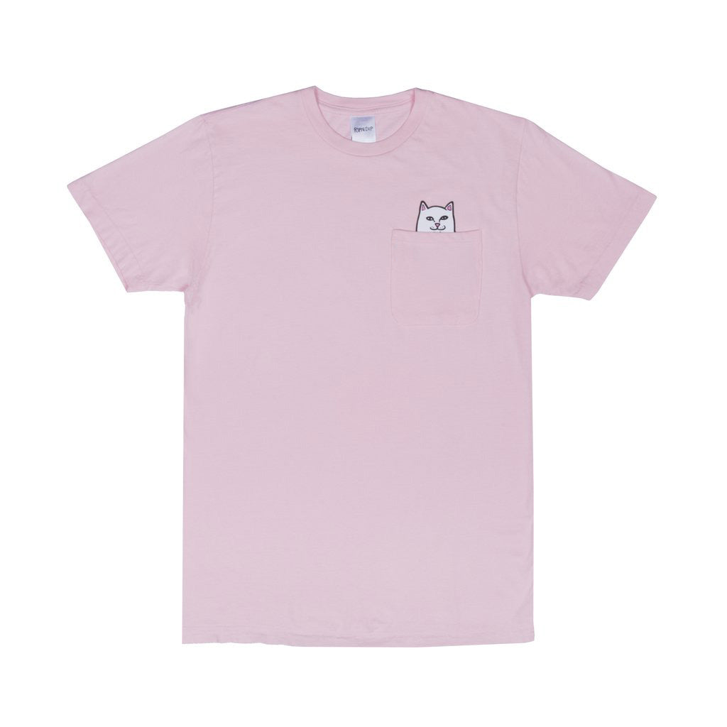 Lord Nermal Pocket Tee (Pink)