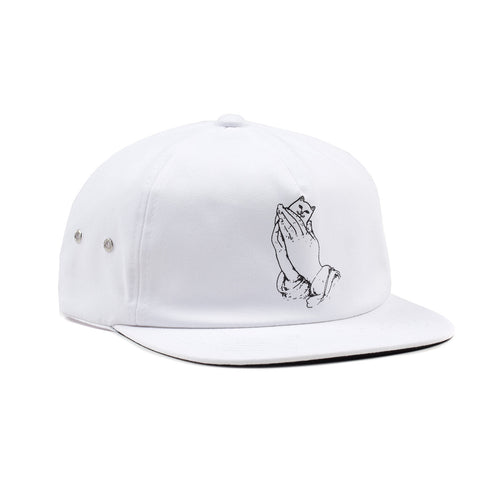 Lord Nermal Five Panel (White)