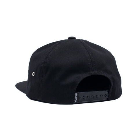 Lord Nermal Five Panel (Black)