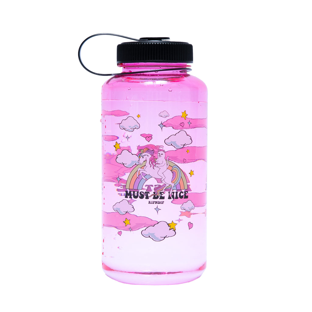 My Little Nerm Water Bottle (Pink)