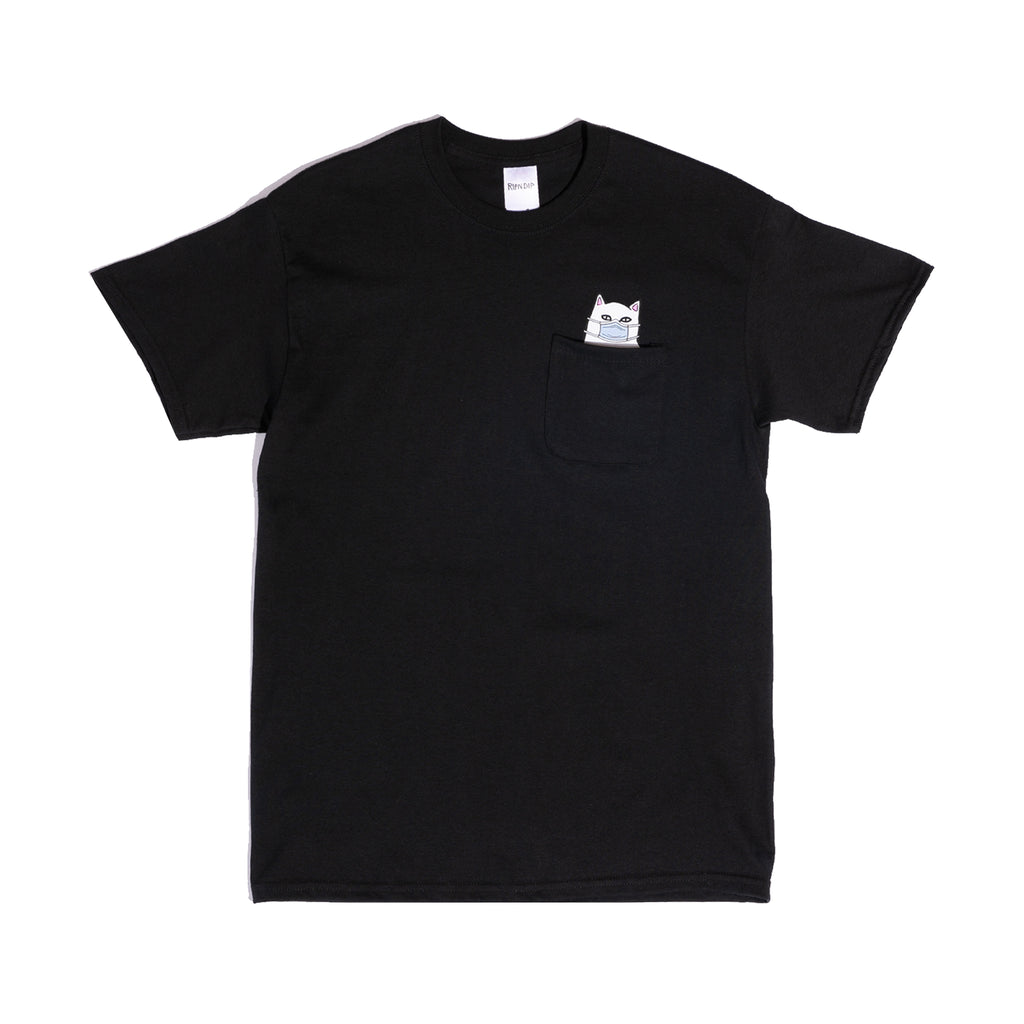 Lord Nermaphobe Pocket Tee (Black)