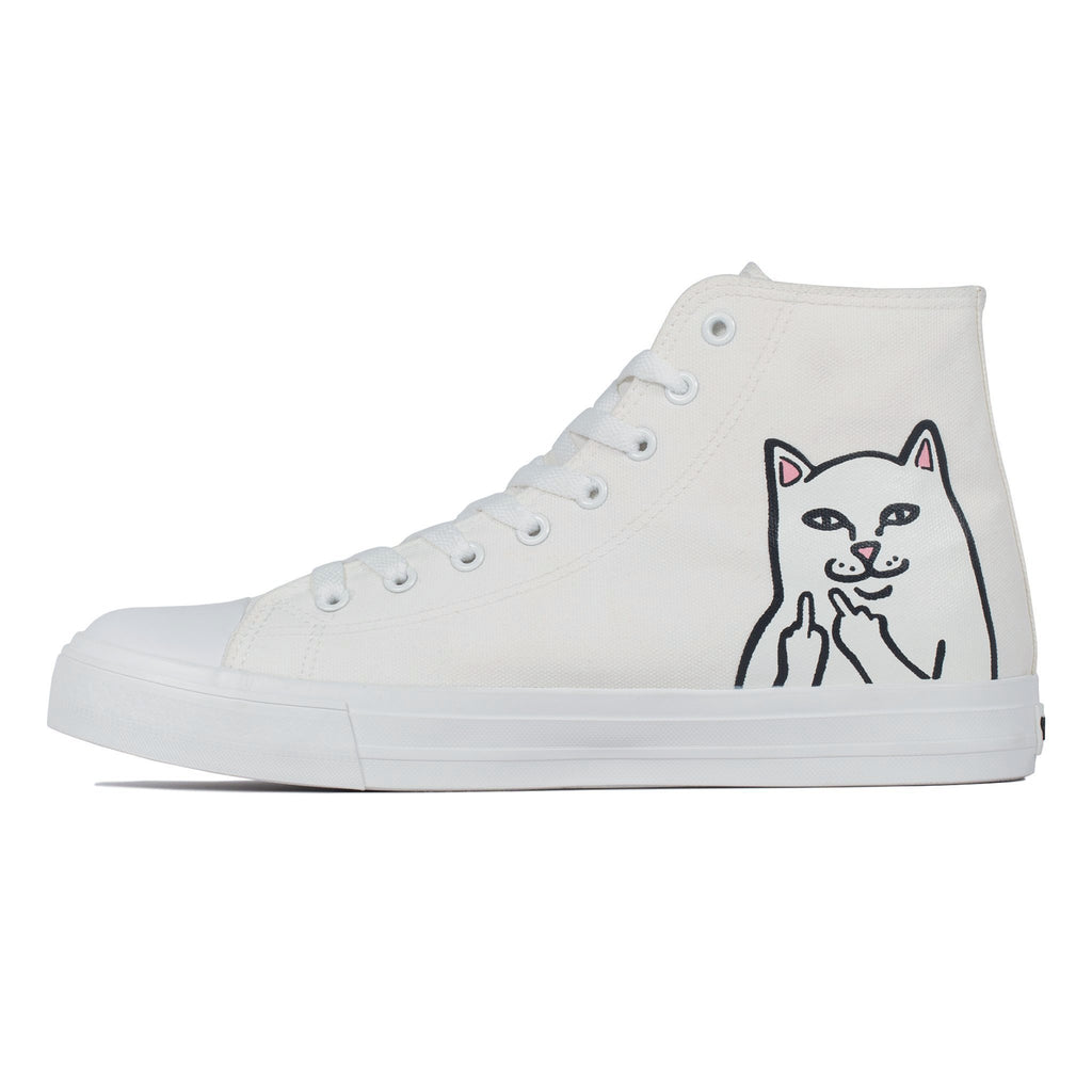 Lord Nermal High-Top Shoes (White)