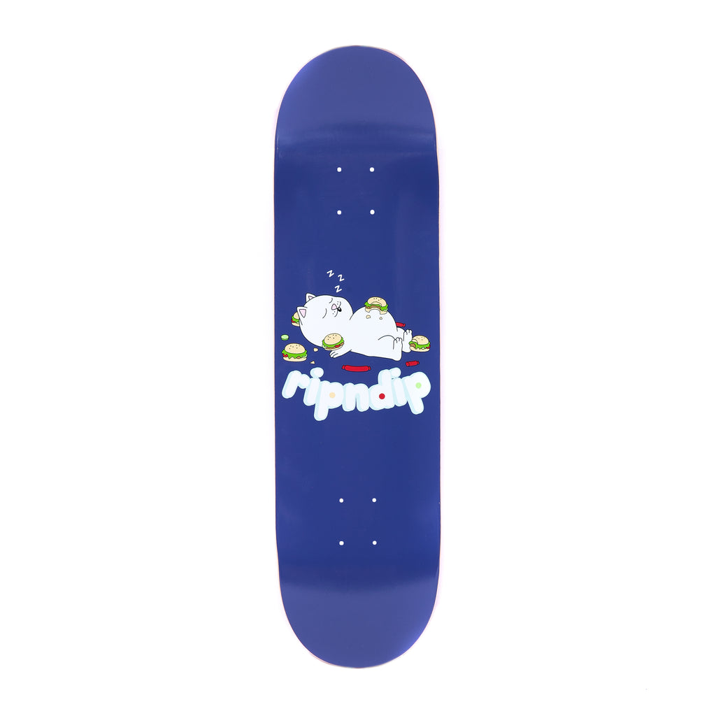 Fat Hungry Baby Board (Purple)