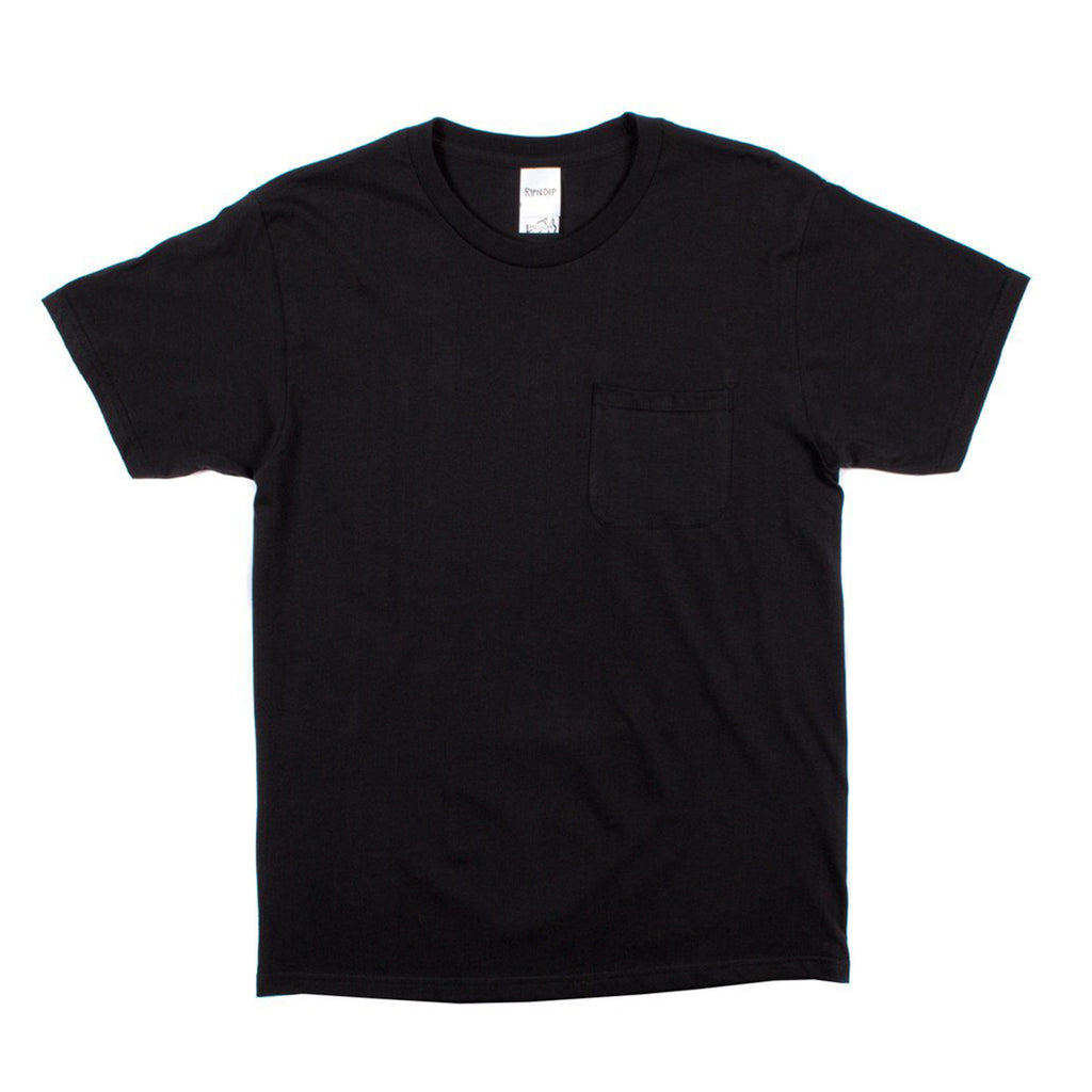 Nermal Lisa Pocket Tee (Black)