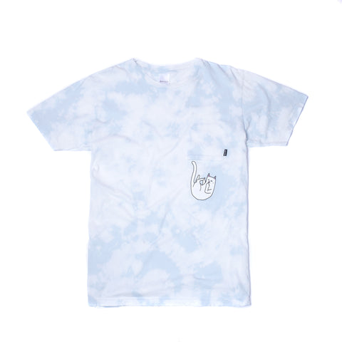 FALLING FOR NERMAL TIE DYE BLUE