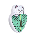 Nermal Leaf Pillow