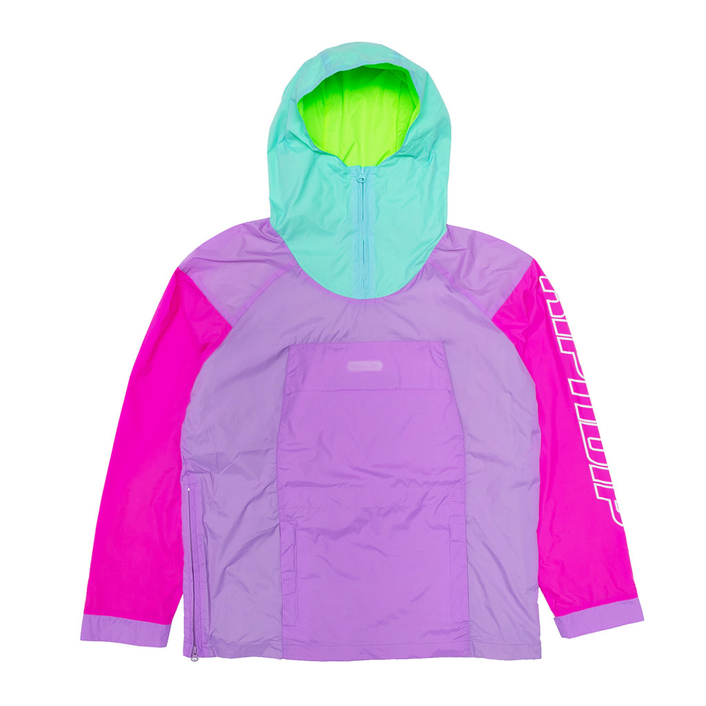 Flo-res Color Block Anorak Jacket (Multi)
