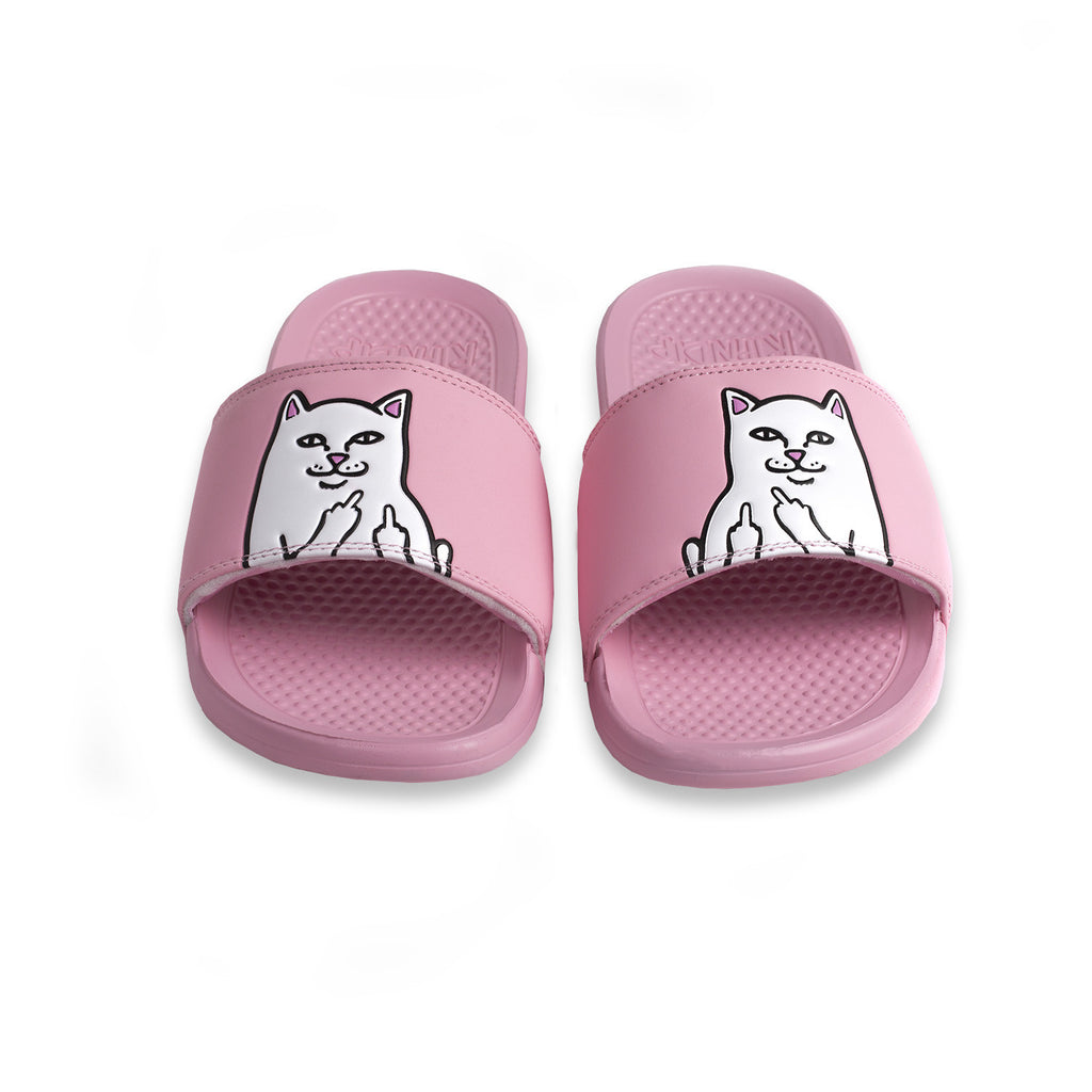 Lord Nermal Slides Pink Ripndip