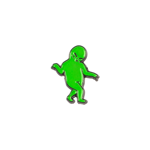 Dance Alien Pin