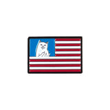 Nermal In America Pin