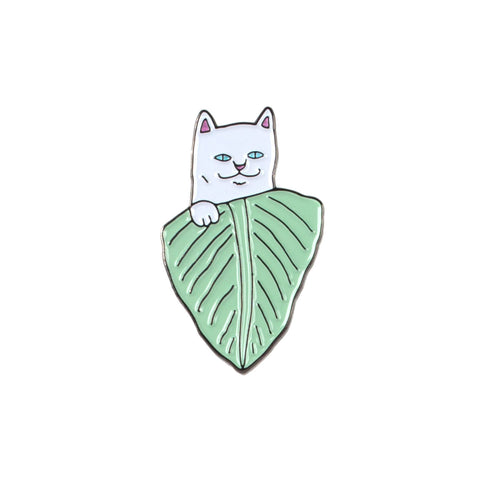 Nermal Leaf Pin