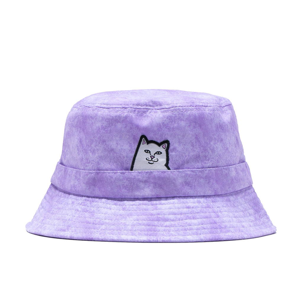 Lord Nermal Bucket Hat (Lavender Mineral Wash)
