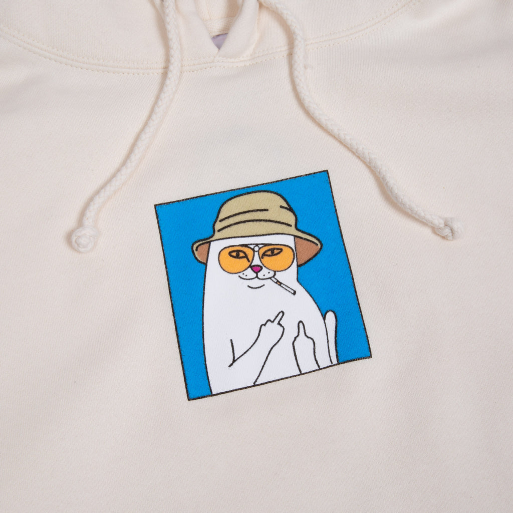 Nermal S. Thompson Hoodie (Natural)