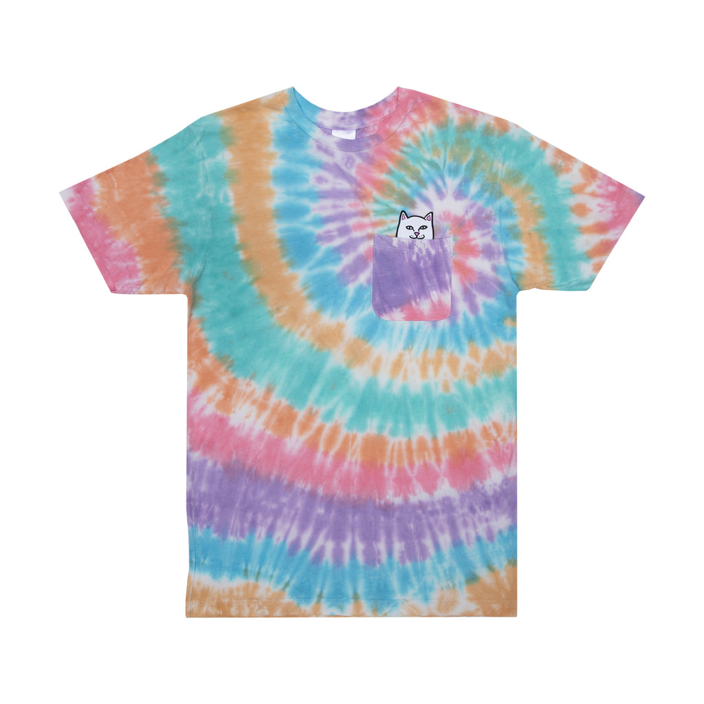 Lord Nermal Pocket Tee (Spiral Dye)