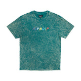 Prisma Tee (Green/Yellow Tie Dye)