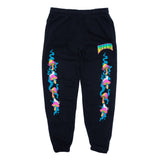 Psychedelic Sweatpants (Black)