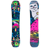 Psychedelic Snowboard (Black/Blue)