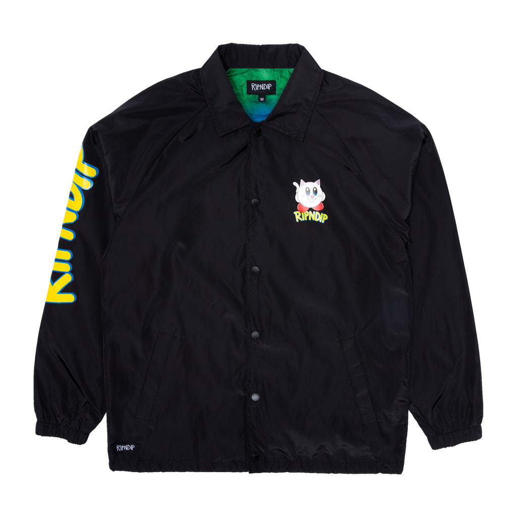 Nermby Coach Jacket (Black)