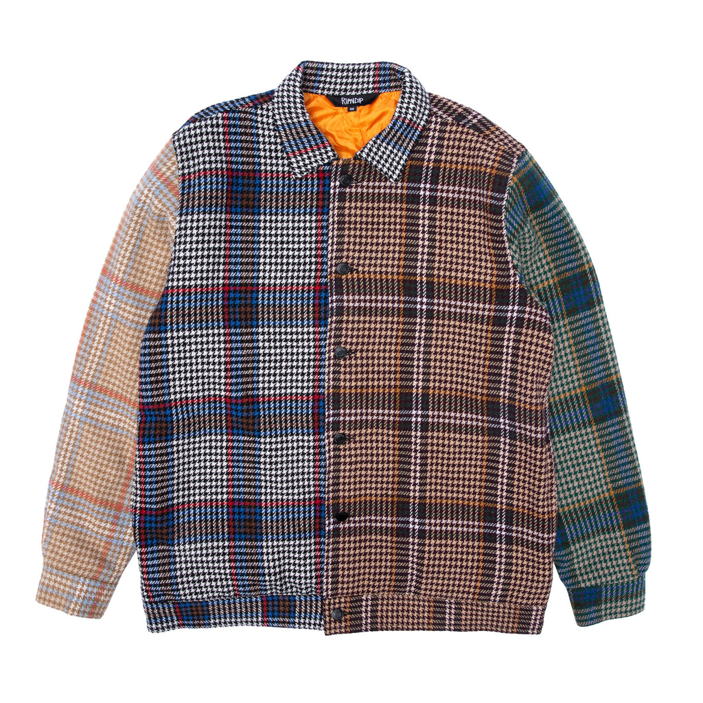 Roygbiv Plaid Jacket (Multi)
