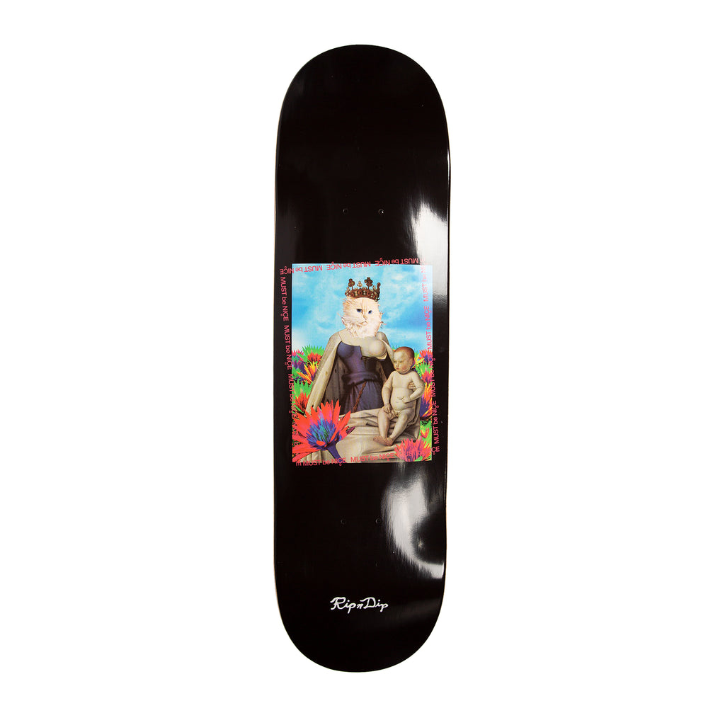 Fauquet Board (Black)