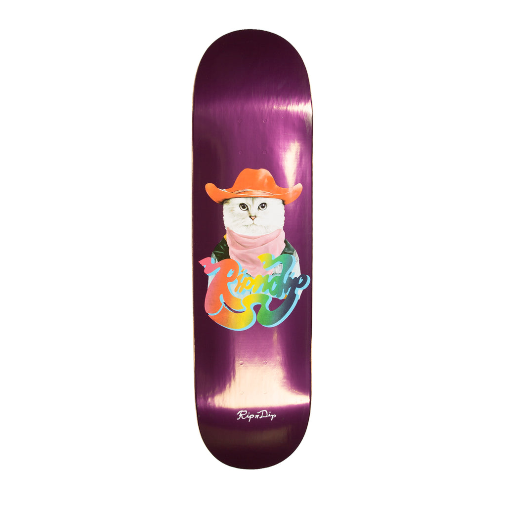 Yee-Haw Board (Purple)