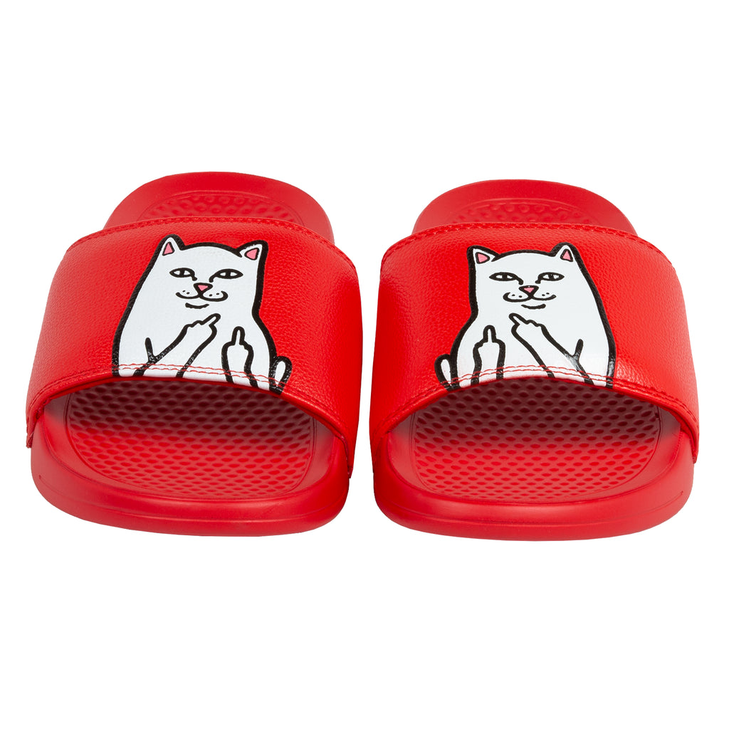 Lord Nermal Slides (Red)