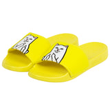 Lord Nermal Slides (Safety Yellow)