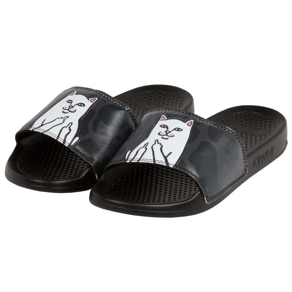 Lord Nermal Slides (Blackout Camo)