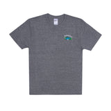 Flat Tee (Gray Heather)