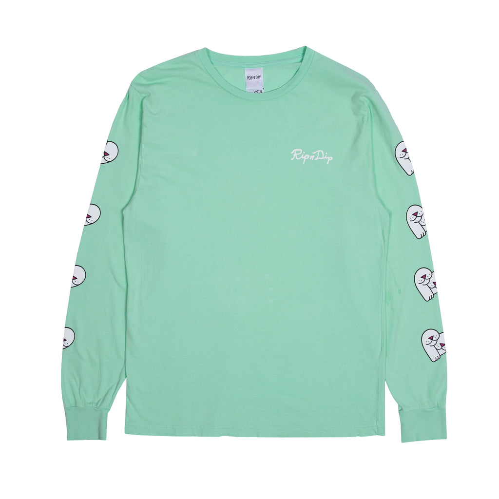 Love Nerms L/S (Mint)