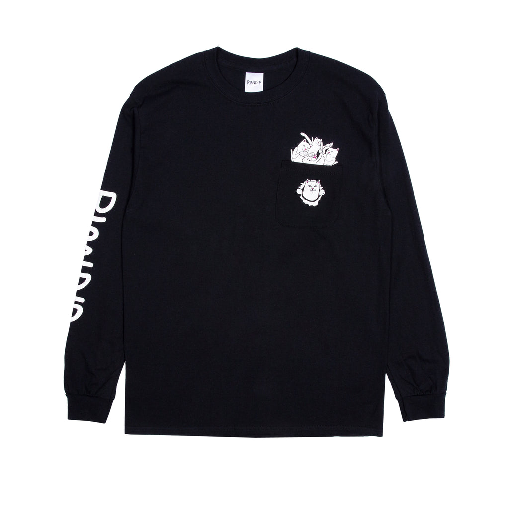 Nermamaniac L/S (Black)