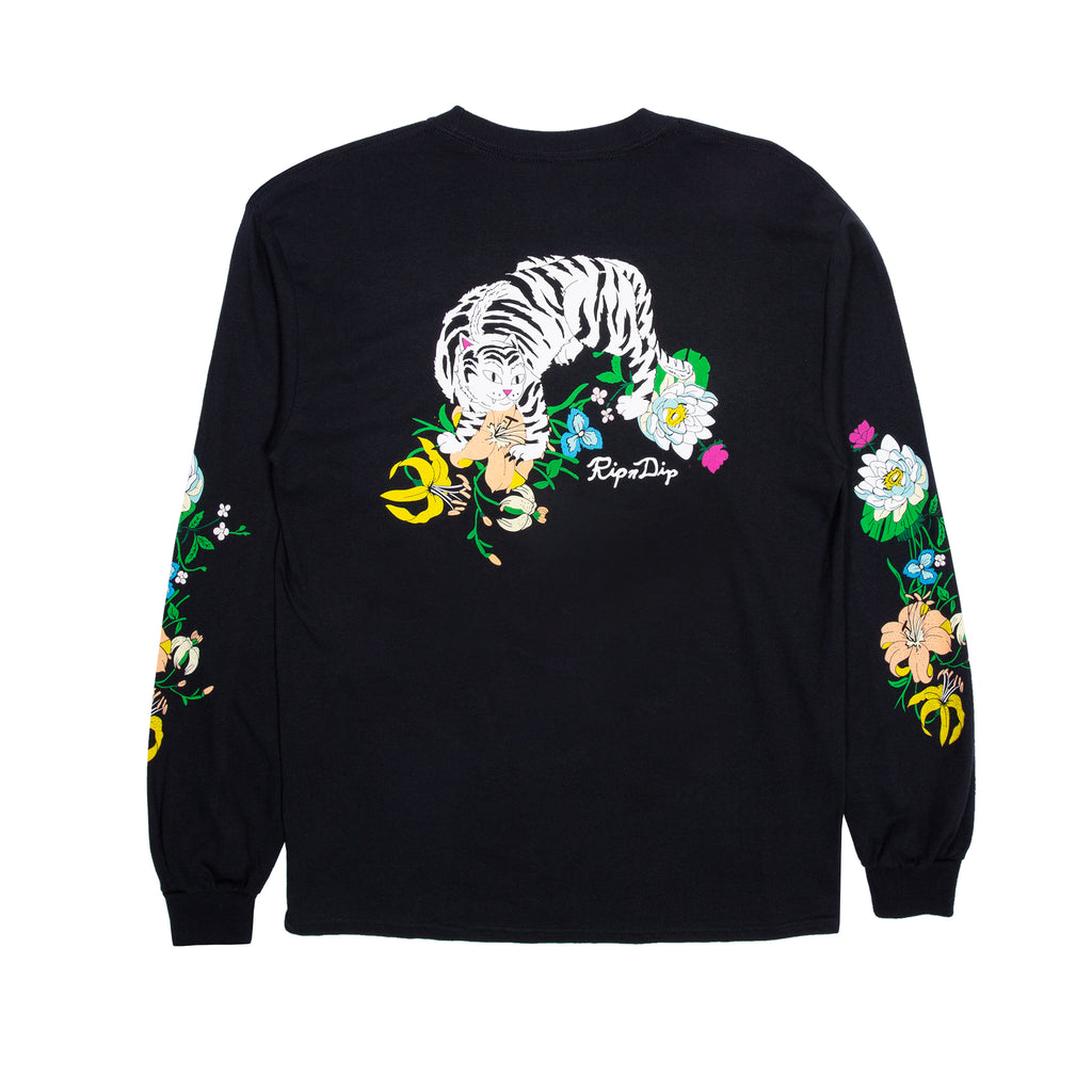 Blooming Nerm L/S (Black)