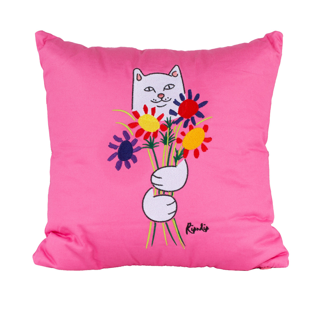 Flowers For Bae Plush Pillow