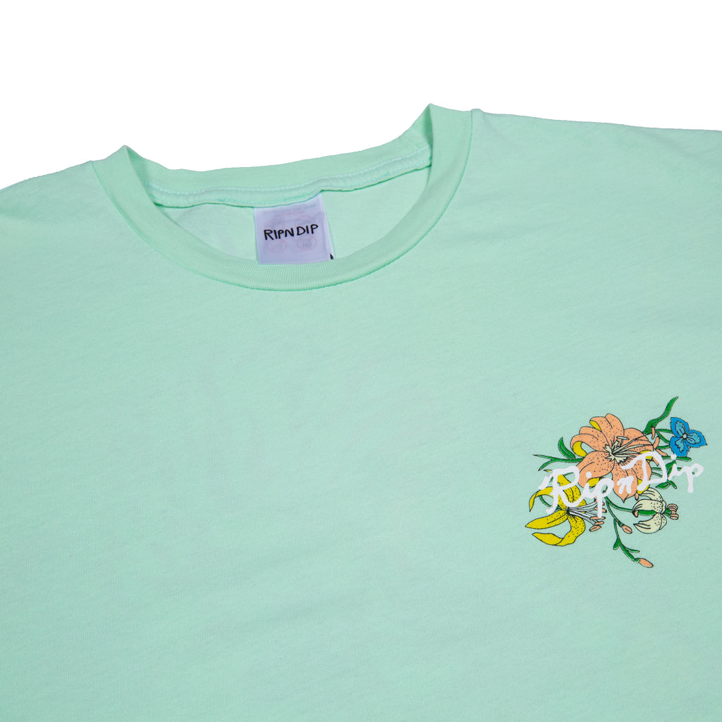 Blooming Nerm Tee (Mint)