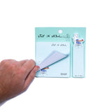 Stay In Sk3wl Post It Note Pack (Multi)