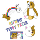 Ripndip Teddy Fresh 2.0 Sticker Pack