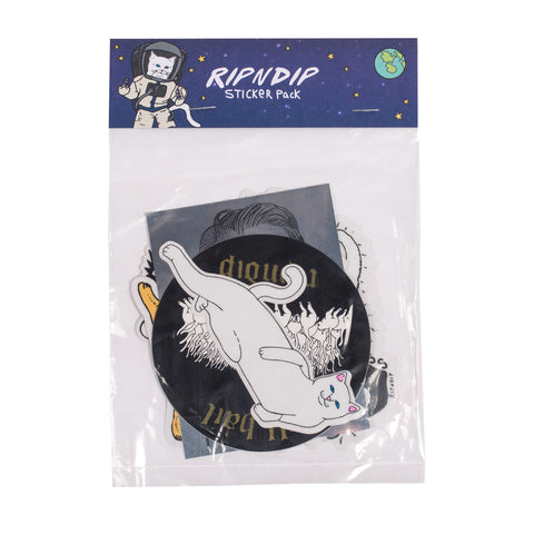 RIPNDIP Holiday 16 Sticker Pack