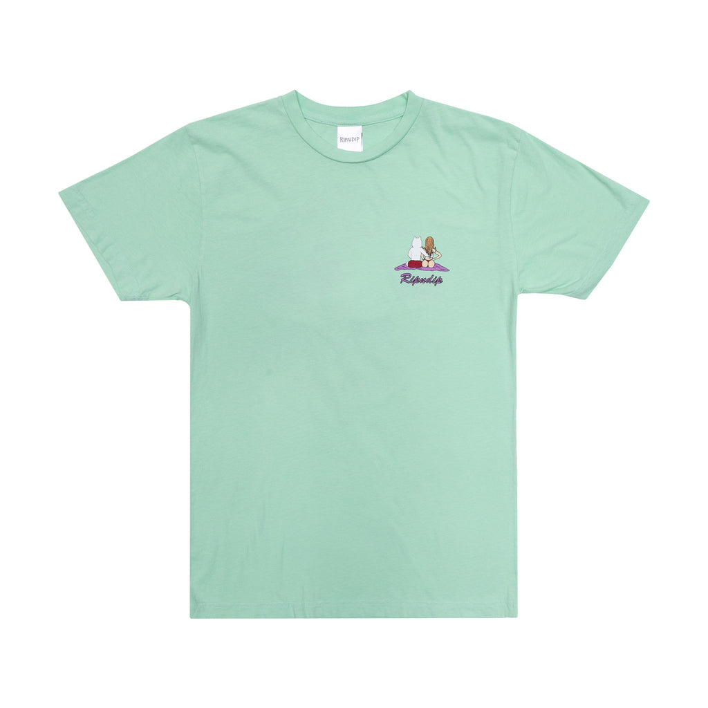 Suns Out Buns Out Tee (Mint)