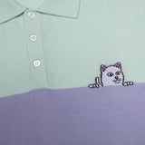 Peek A Nermal Knitted Polo (Multi)