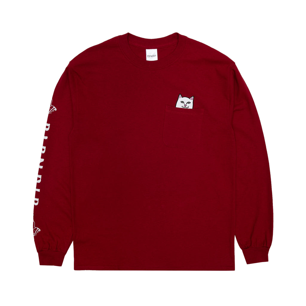 Lord Nermal Pocket L/S (Red)