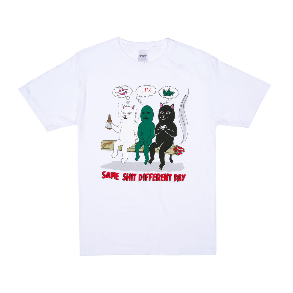 Same Dreams Tee (White)