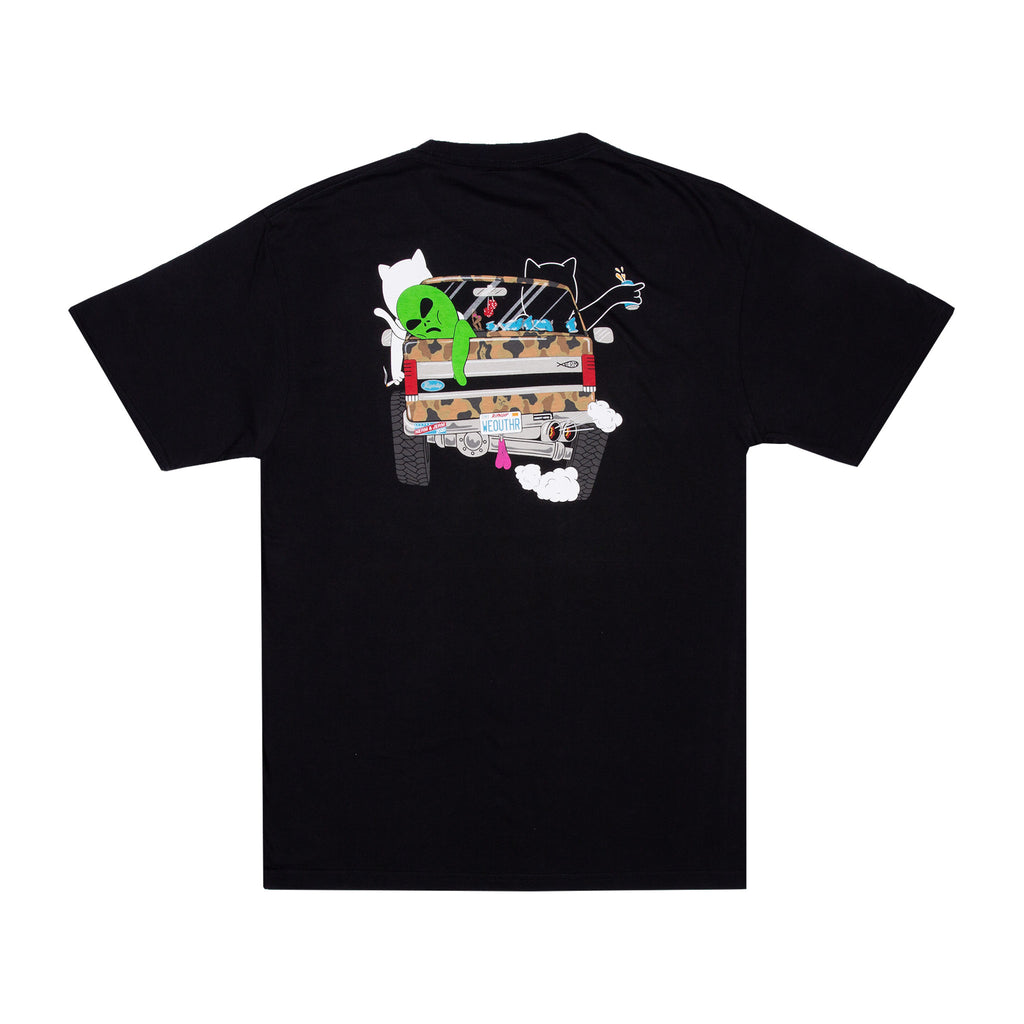 The Whole Gang Tee (Black)