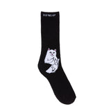 Lord Nermal Socks (Black)